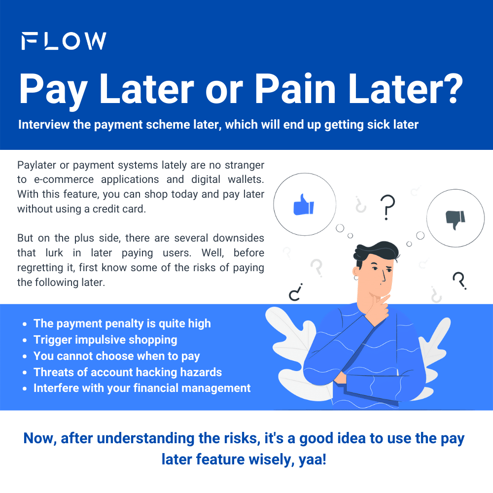 Pay Later or Pain Later
